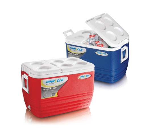 ESKIMO 60 QT / 57 LITRE ICE CHILLER BOX – KEEPS COLD UP TO 48 HOURS